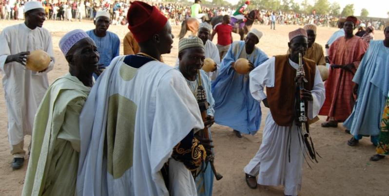 Griots du Nord Cameroun