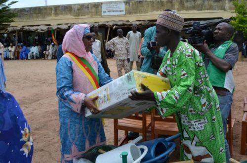 Article : Nord Cameroun: l'Honorable Oumoul Koultchoumi Ahidjo rend compte aux populations de ses activités parlementaires.