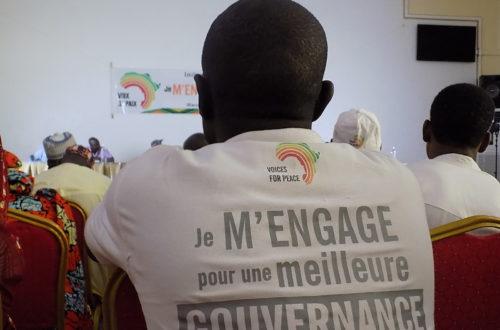Article : Cameroun : Voix de Paix promeut la bonne gouvernance dans les communes de Maroua à travers des débats publics